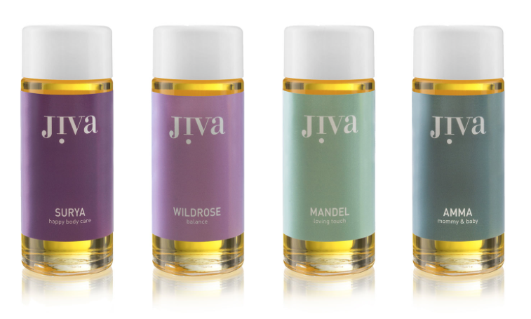 JIVA natural skin and body care