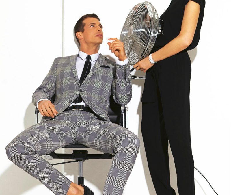 36 °C    Fashion Editorial for Playboy Magazine